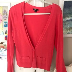 Coral Sweater/Cardigan